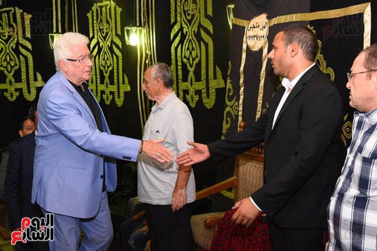 عزاء المخرج محمد النجار (1)