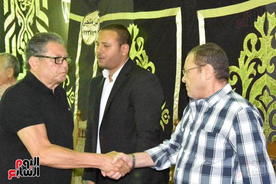 عزاء المخرج محمد النجار (13)