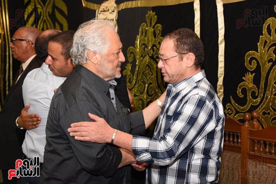 عزاء المخرج محمد النجار (26)