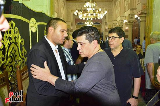 عزاء المخرج محمد النجار (49)