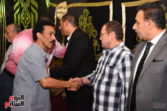 عزاء المخرج محمد النجار (32)