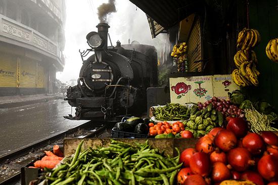 سكة حديد دارجيلنج الهيمالايا