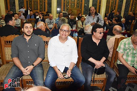 عزاء المخرج محمد النجار (47)