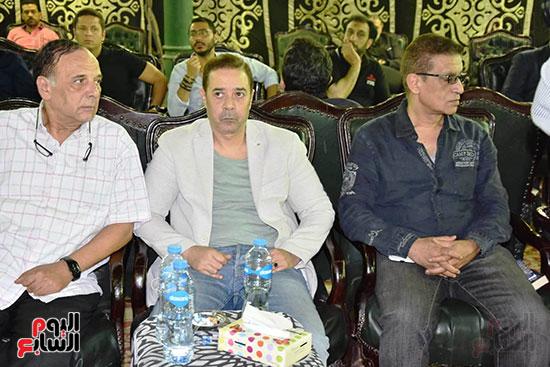 عزاء المخرج محمد النجار (44)