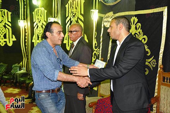 عزاء المخرج محمد النجار (39)