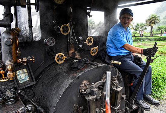 سائق القطار