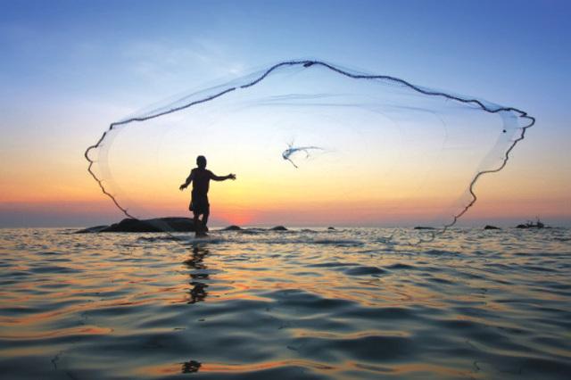 صيد السمك (2)
