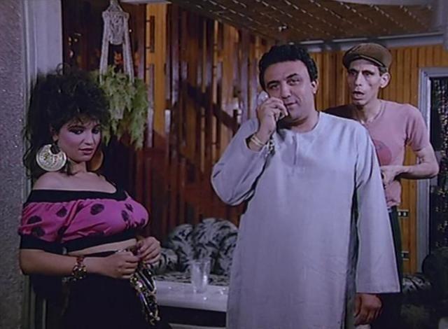 With Imad Muharram and Nahl Salam