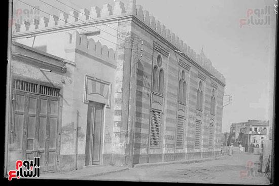 مسجد قايتباى فى الفيوم (6)