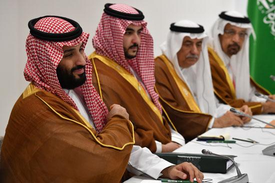 الأمير محمد بن سلمان يترأس الوفد السعودى فى قمة العشرين