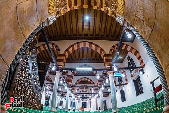 مسجد قايتباى فى الفيوم (2)