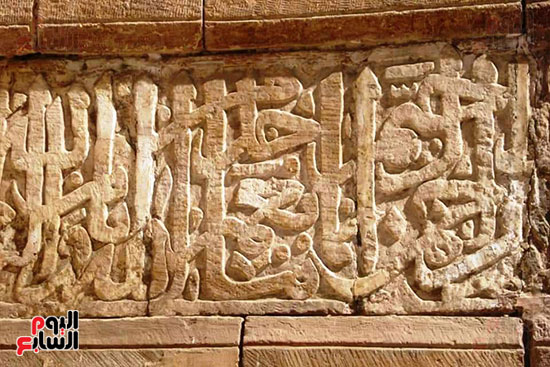 مسجد قايتباى فى الفيوم (1)