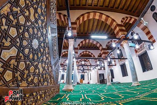 مسجد قايتباى فى الفيوم (10)