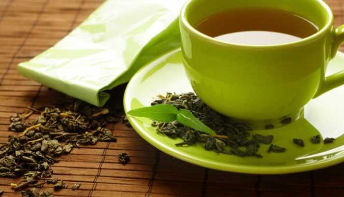 فوائد الشاى الاخضر