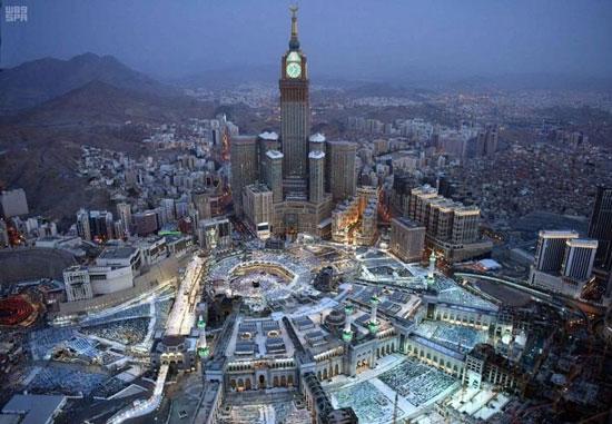 المسجد الحرام ليلة 29 رمضان