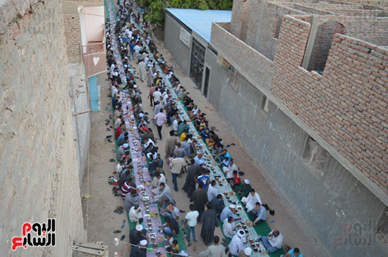 الساحات الصوفية بالأقصر  (1)