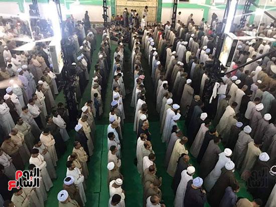 الساحات الصوفية بالأقصر  (4)