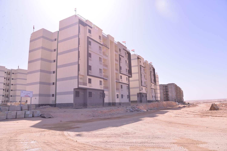 عمارات السكن بمدينة ناصر  (1)
