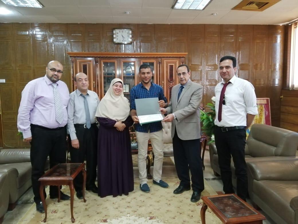 محافظ شمال سيناء يكرم الفائزين  (3)