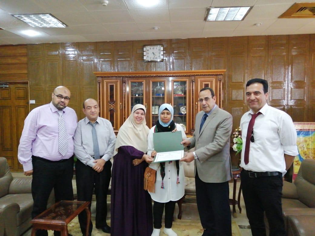 محافظ شمال سيناء يكرم الفائزين  (1)