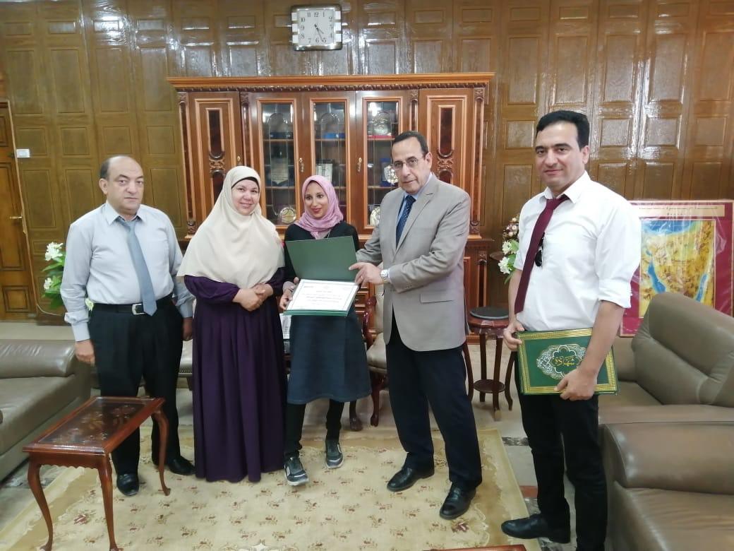 محافظ شمال سيناء يكرم الفائزين  (2)