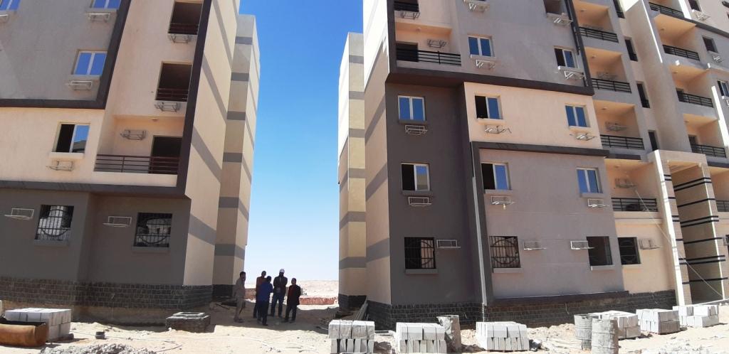 عمارات السكن بمدينة ناصر  (5)