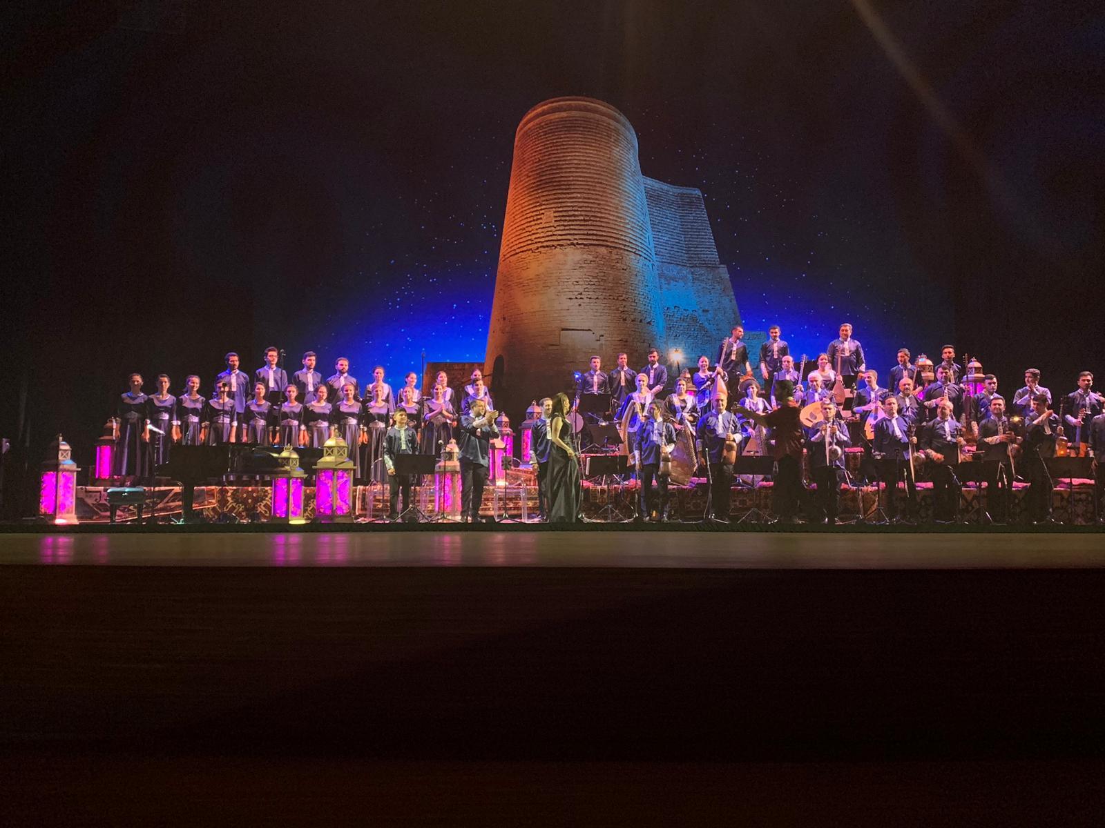 حفل افتتاح اجتماع لجنة التراث العالمى فى باكو
