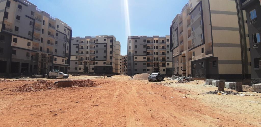 عمارات السكن بمدينة ناصر  (2)