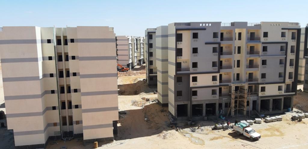 عمارات السكن بمدينة ناصر  (4)