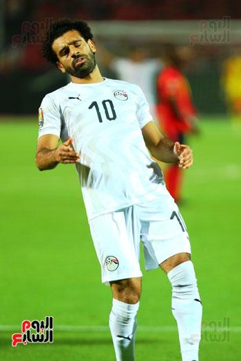 منتخب مصر يتأهل بالعلامة الكاملة إلى دور الـ16 لأمم أفريقيا  (11)