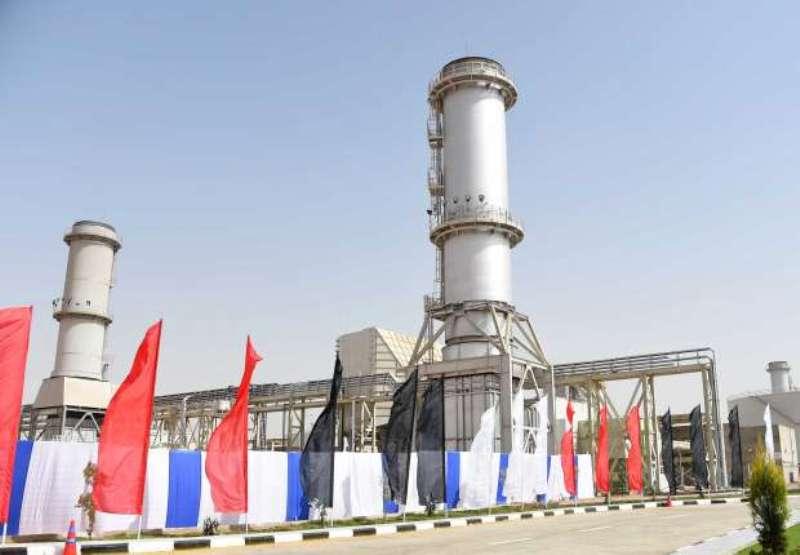 الرئيس عبدالفتاح السيسي يفتتح محطة كهرباء غرب اسيوط  (9)
