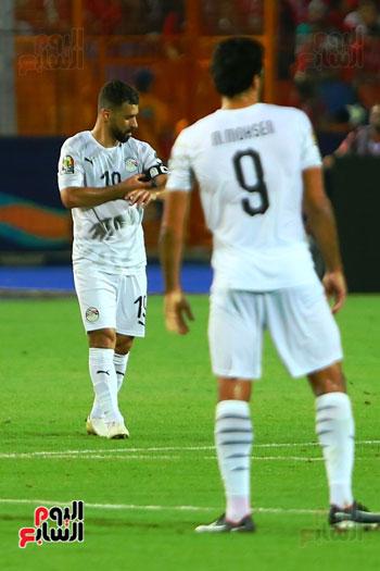 منتخب مصر يتأهل بالعلامة الكاملة إلى دور الـ16 لأمم أفريقيا  (5)