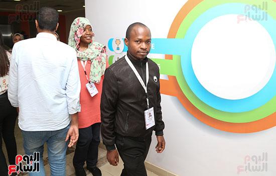 الأكاديمية الوطنية للشباب تستقبل أول دفعة لبرنامج تأهيل الأفارقة (3)