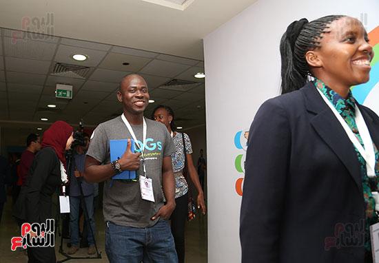 الأكاديمية الوطنية للشباب تستقبل أول دفعة لبرنامج تأهيل الأفارقة (4)