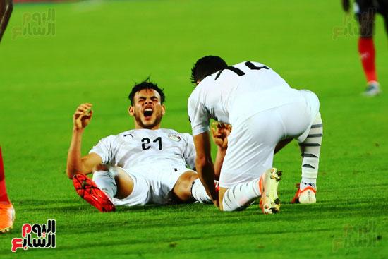 منتخب مصر يتأهل بالعلامة الكاملة إلى دور الـ16 لأمم أفريقيا  (3)