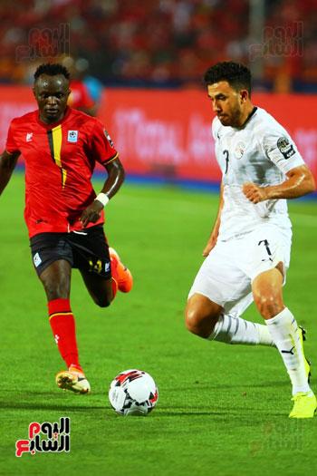 منتخب مصر يتأهل بالعلامة الكاملة إلى دور الـ16 لأمم أفريقيا  (1)