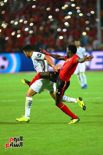 منتخب مصر يتأهل بالعلامة الكاملة إلى دور الـ16 لأمم أفريقيا  (27)
