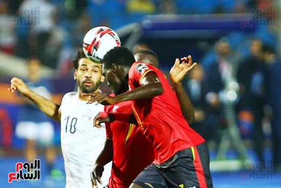 منتخب مصر يتأهل بالعلامة الكاملة إلى دور الـ16 لأمم أفريقيا  (13)