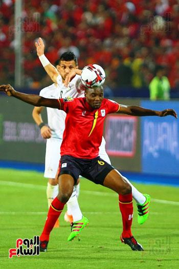 منتخب مصر يتأهل بالعلامة الكاملة إلى دور الـ16 لأمم أفريقيا  (20)