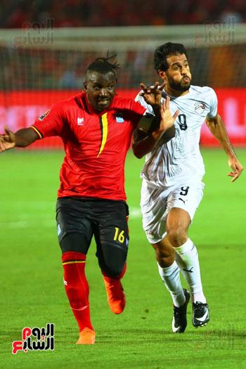منتخب مصر يتأهل بالعلامة الكاملة إلى دور الـ16 لأمم أفريقيا  (26)