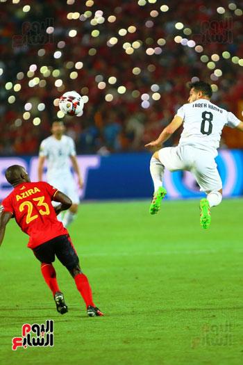 منتخب مصر يتأهل بالعلامة الكاملة إلى دور الـ16 لأمم أفريقيا  (22)