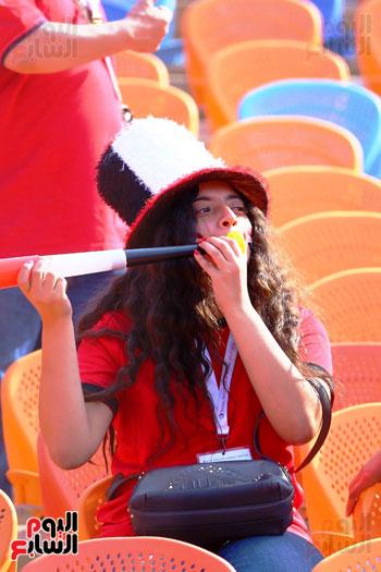 مشجعى منتخب مصر أمام أوغندا (9)