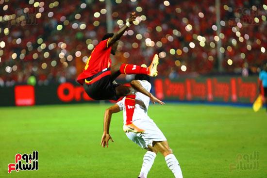 منتخب مصر يتأهل بالعلامة الكاملة إلى دور الـ16 لأمم أفريقيا  (19)