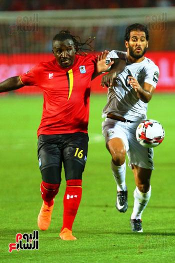 منتخب مصر يتأهل بالعلامة الكاملة إلى دور الـ16 لأمم أفريقيا  (25)