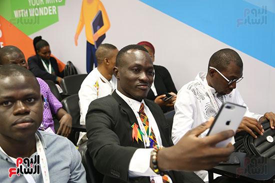 الأكاديمية الوطنية للشباب تستقبل أول دفعة لبرنامج تأهيل الأفارقة (10)