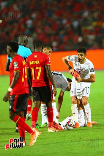 منتخب مصر يتأهل بالعلامة الكاملة إلى دور الـ16 لأمم أفريقيا  (6)