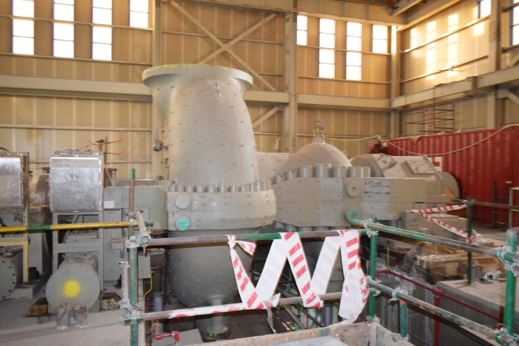 محطة كهرباء أسيوط (8)