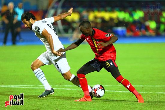 منتخب مصر يتأهل بالعلامة الكاملة إلى دور الـ16 لأمم أفريقيا  (32)