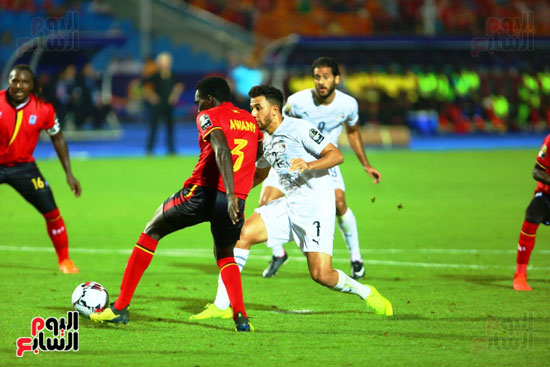 منتخب مصر يتأهل بالعلامة الكاملة إلى دور الـ16 لأمم أفريقيا  (33)