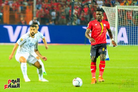 مباراة مصر وأوغندا (17)